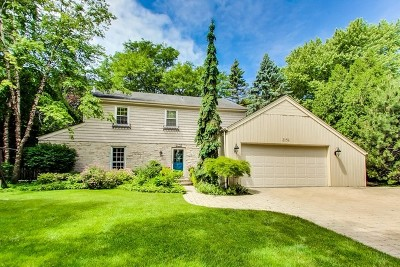 Northbrook Single Family Home For Sale: 2156 Glendale Avenue