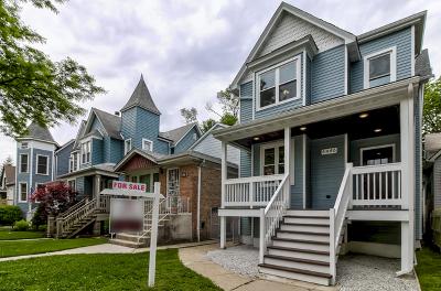 Single Family Home New: 4446 North Keokuk Avenue
