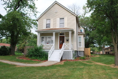 Chicago IL Single Family Home New: $235,000