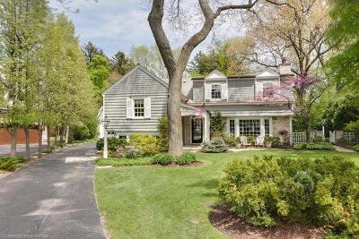 Glenview Single Family Home For Sale: 1247 Elm Court