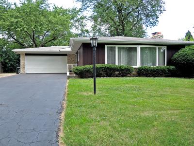 Glen Ellyn Single Family Home New: 22w414 Balsam Drive