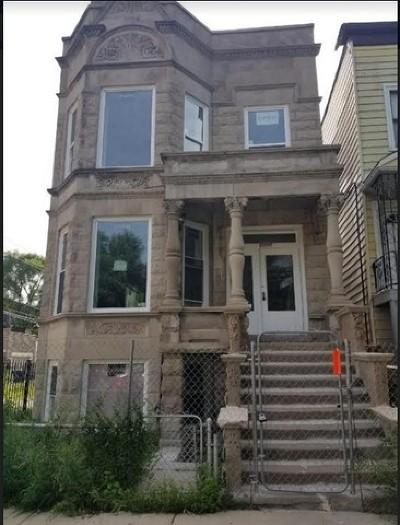 Chicago Multi Family Home New: 2016 North Kedvale Avenue