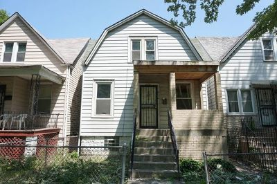 Chicago IL Single Family Home New: $39,900