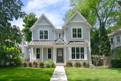 Wilmette Single Family Home For Sale: 111 5th Street