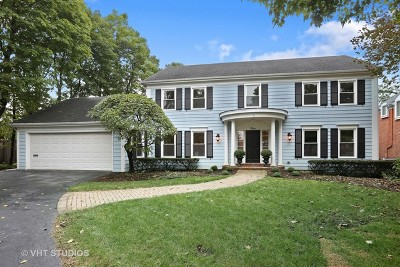 Clarendon Hills Single Family Home For Sale: 9 Hamill Lane