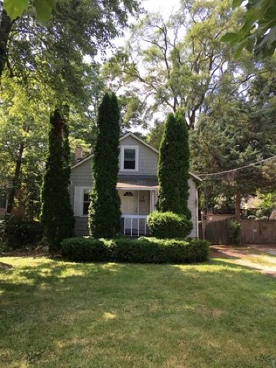 Glenview Single Family Home For Sale: 1940 Monroe Avenue