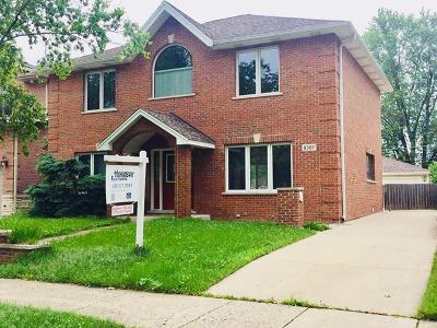 Niles Single Family Home For Sale: 8307 North Oketo Avenue