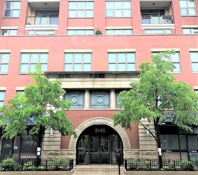 Chicago Condo/Townhouse New: 3140 North Sheffield Avenue #709
