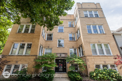 Condo/Townhouse New: 4540 North Albany Avenue #1