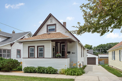 Lemont Single Family Home New: 703 Porter Street