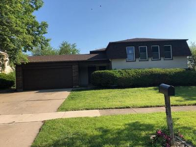 Bolingbrook Single Family Home New: 136 Wedgewood Way