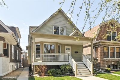 Single Family Home New: 3418 North Tripp Avenue