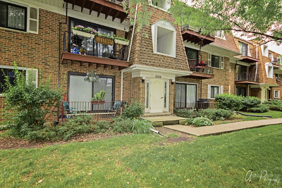 Glenview Condo/Townhouse New: 4100 Cove Lane #1A