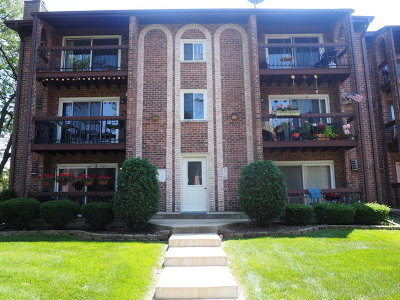 Orland Park Rental New: 15812 Orlan Brook Drive #3W