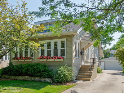 La Grange Single Family Home For Sale: 149 North Edgewood Avenue