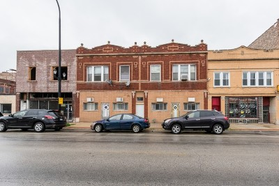 Cicero Multi Family Home Contingent: 5438 West 25th Street