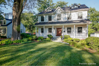 Hinsdale Single Family Home New: 543 North County Line Road North