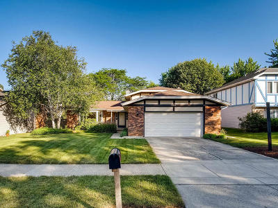 Lisle Single Family Home New: 6436 Coach House Road