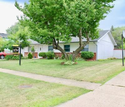 Hanover Park Single Family Home New: 6945 Hickory Street