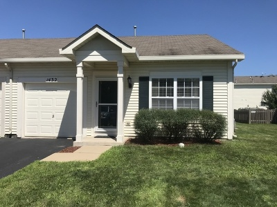 Minooka, Channahon Rental For Rent: 1432 Plantain Drive
