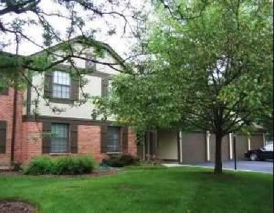 Wheeling Rental New: 1159 Buckingham Court #D2