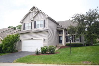 Hoffman Estates Single Family Home New: 1547 Della Drive