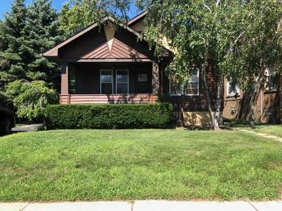 Lansing Single Family Home New: 18228 Burnham Avenue