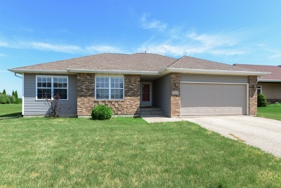 Dekalb Single Family Home New: 1355 Omega Circle Drive