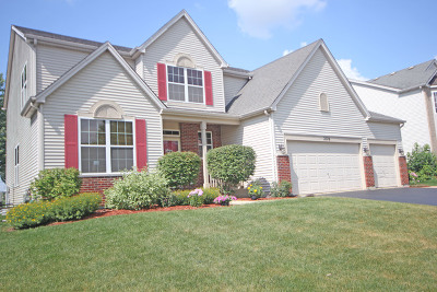 South Elgin Single Family Home New: 2076 Holt Lane