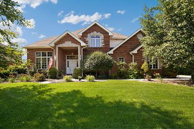 Mokena Single Family Home Price Change: 11305 Abbey Road