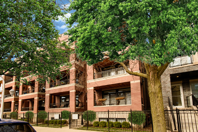 Chicago Condo/Townhouse New: 2918 North Sheffield Avenue #3N