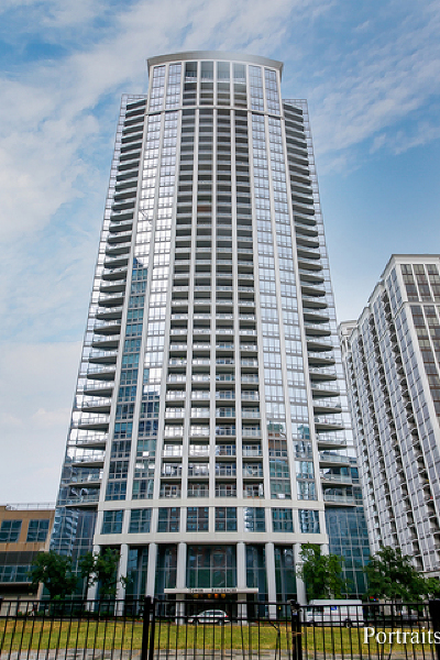Chicago Condo/Townhouse New: 1235 South Prairie Avenue #3104