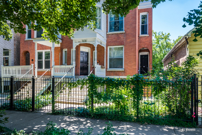 Chicago Multi Family Home New: 1636 North Claremont Avenue