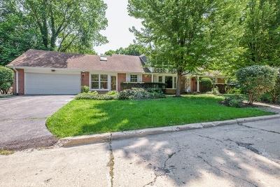 Wilmette Single Family Home New: 1212 Grant Street