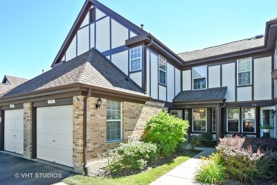 Buffalo Grove Condo/Townhouse New: 156 White Branch Court