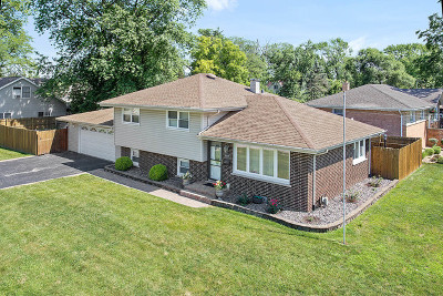 Worth Single Family Home For Sale: 10801 South Neenah Avenue