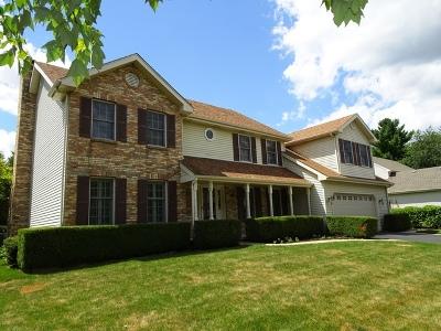Geneva Single Family Home For Sale: 718 West Lane