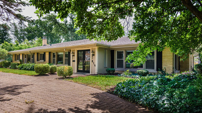 Hinsdale Single Family Home For Sale: 814 West North Street