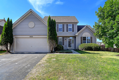 Single Family Home New: 4015 Tansy Road