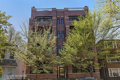 Chicago Condo/Townhouse New: 2848 North Sheffield Avenue #1N