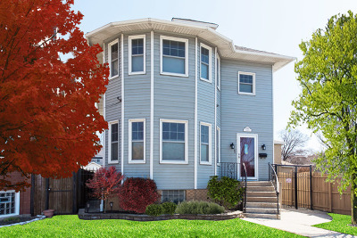 Chicago Single Family Home New: 3707 North Lawndale Avenue