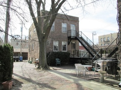Chicago Condo/Townhouse New: 1337 West Flournoy Street #2R