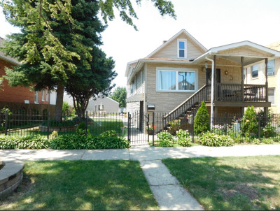 Melrose Park Multi Family Home New: 130 North 23rd Avenue North
