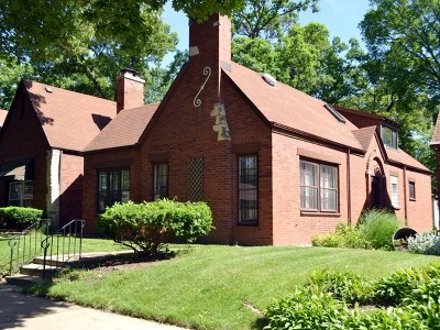 Chicago IL Single Family Home New: $354,900
