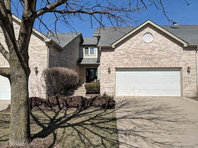 Du Page County, Kane County, Kendall County, Will County Condo/Townhouse New: 22948 Pilcher Road