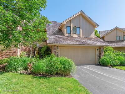 Burr Ridge Condo/Townhouse New: 45 Oak Creek Court
