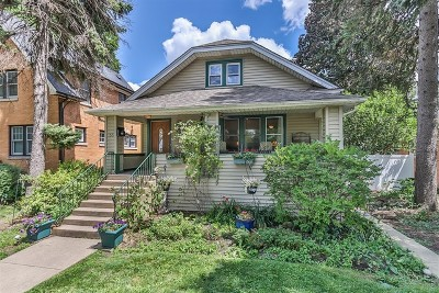Elmhurst Single Family Home For Sale: 155 North Evergreen Avenue