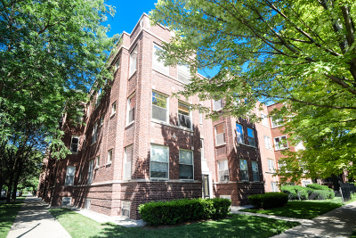 Condo/Townhouse New: 4602 North Central Park Avenue #3