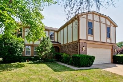 Buffalo Grove Single Family Home New: 1010 Highland Grove Court