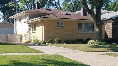 Maywood Single Family Home For Sale: 820 Augusta Street